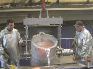 Metalyss Aluminium Sandguss Aluminum Sandcasting Fonte en sable
