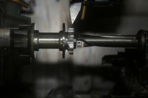 Praezisionsbearbeitung Precision 12 Achsen Bearbeitung Nakamura